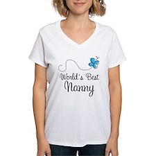Nanny (World's Best) Gift Shirt