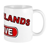 Netherlands Native Mug