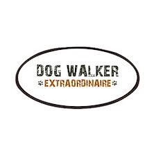 Dog Walker Extraordinaire Patches