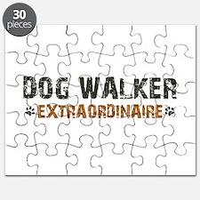 Dog Walker Extraordinaire Puzzle