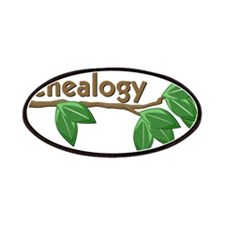 Genealogy Branch Patches