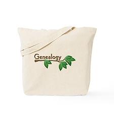 Genealogy Branch Tote Bag
