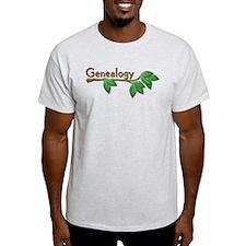 Genealogy Branch T-Shirt