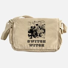 Switch Witch Messenger Bag