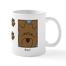 Anime Briard Mug