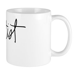 NEW : Life Artist Mug