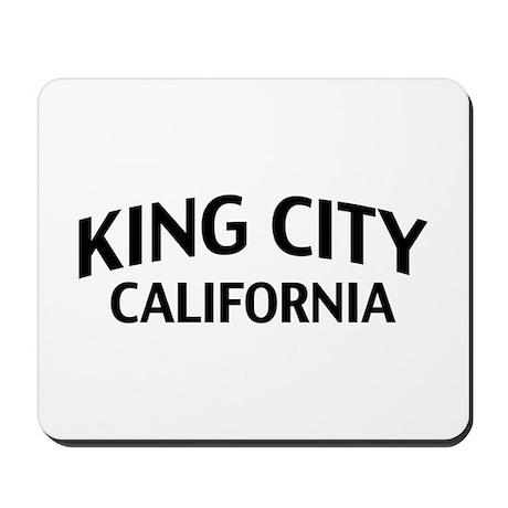 King City California Mousepad