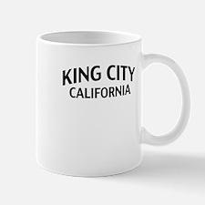 King City California Mug