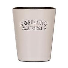 Kensington California Shot Glass