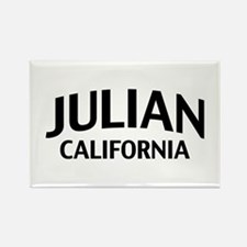 Julian California Rectangle Magnet