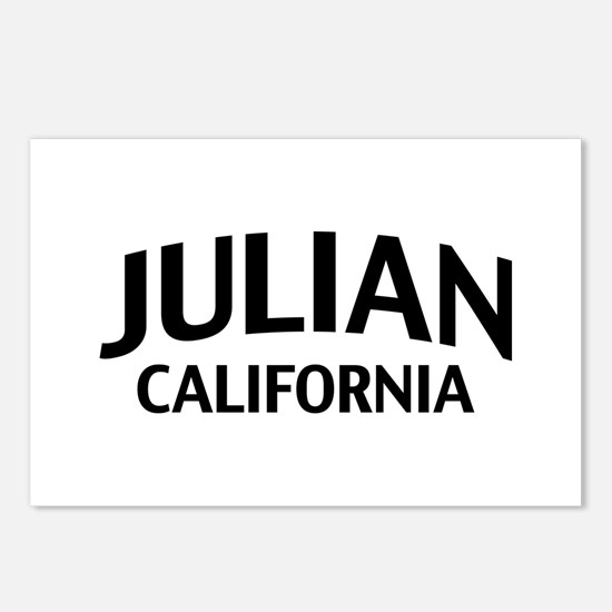 Julian California Postcards (Package of 8)