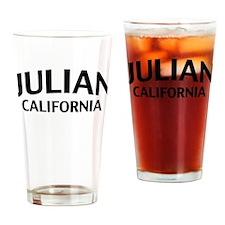 Julian California Drinking Glass
