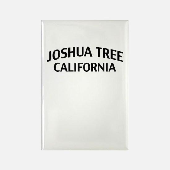 Joshua Tree California Rectangle Magnet