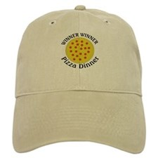 Winner Winner Pizza Dinner Baseball Cap
