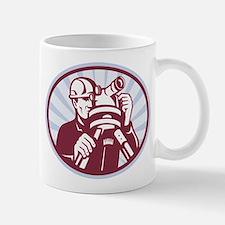 Surveyor Geodetic Engineer Mug