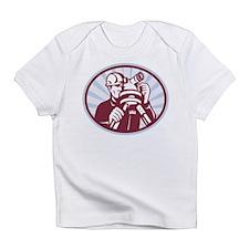 Surveyor Geodetic Engineer Infant T-Shirt