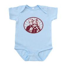 Surveyor Geodetic Engineer Infant Bodysuit