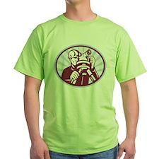 Surveyor Geodetic Engineer T-Shirt