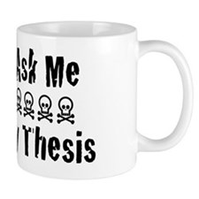 My Thesis Mug