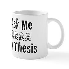 My Thesis Small Mug