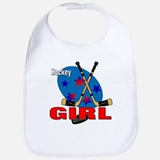 Hockey Girl Bib