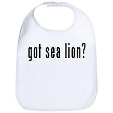 GOT SEA LION Bib