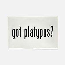 GOT PLATYPUS Rectangle Magnet