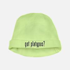 GOT PLATYPUS baby hat