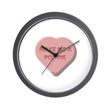 Adult Candy Wall Clock