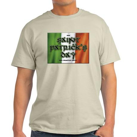 St. Pat's Practice Light T-Shirt