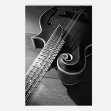 Mandolin Too Postcards (Package of 8)