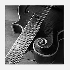 Mandolin Too Art Tile