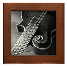 Mandolin Too Framed Tile