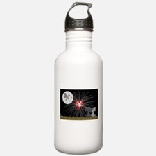 July Fourth Water Bottle