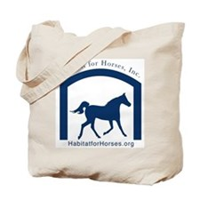 Cool Equine rescue Tote Bag