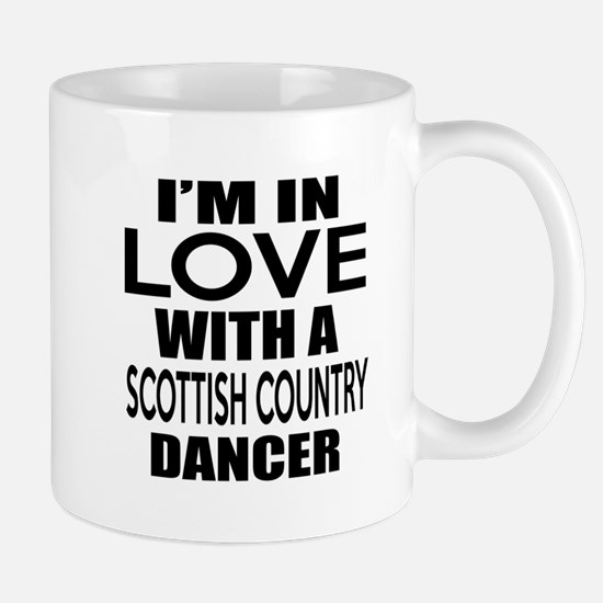 I Am In Love With Scottish Count Mug