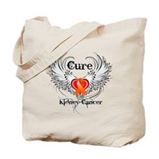 Cure Kidney Cancer Tote Bag