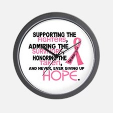 © Supporting Admiring 3.2 Breast Cancer Shirts Wal