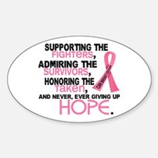 © Supporting Admiring 3.2 Breast Cancer Shirts Sti