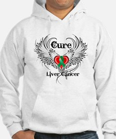 Cure Liver Cancer Hoodie
