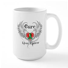 Cure Liver Cancer Mug