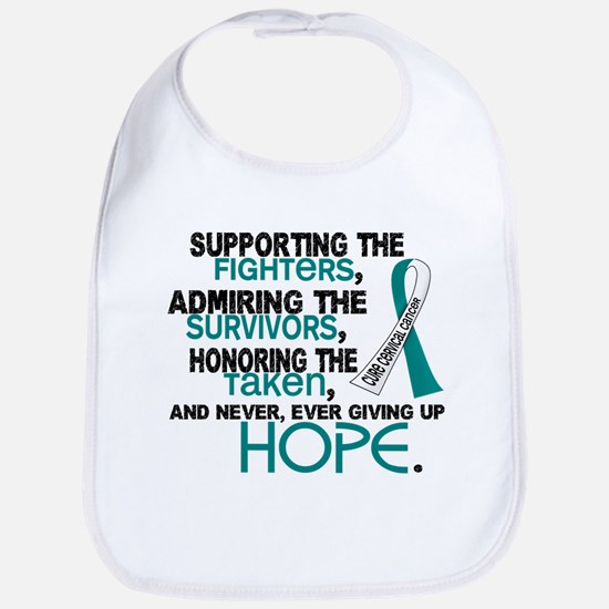 © Supporting Admiring 3.2 Cervical Cancer Shirts B
