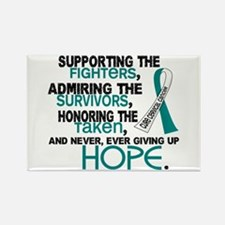 © Supporting Admiring 3.2 Cervical Cancer Shirts R