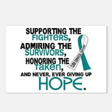 © Supporting Admiring 3.2 Cervical Cancer Shirts P