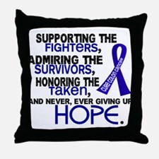 © Supporting Admiring 3.2 Colon Cancer Shirts Thro