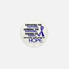 © Supporting Admiring 3.2 Colon Cancer Shirts Mini