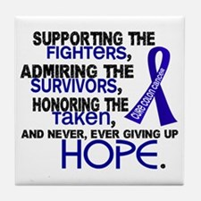 © Supporting Admiring 3.2 Colon Cancer Shirts Tile