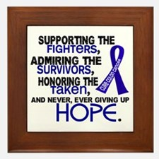© Supporting Admiring 3.2 Colon Cancer Shirts Fram