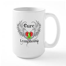 Cure Lymphoma Mug