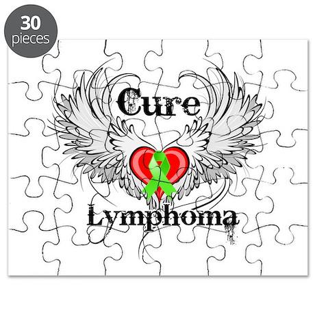 Cure Lymphoma Puzzle